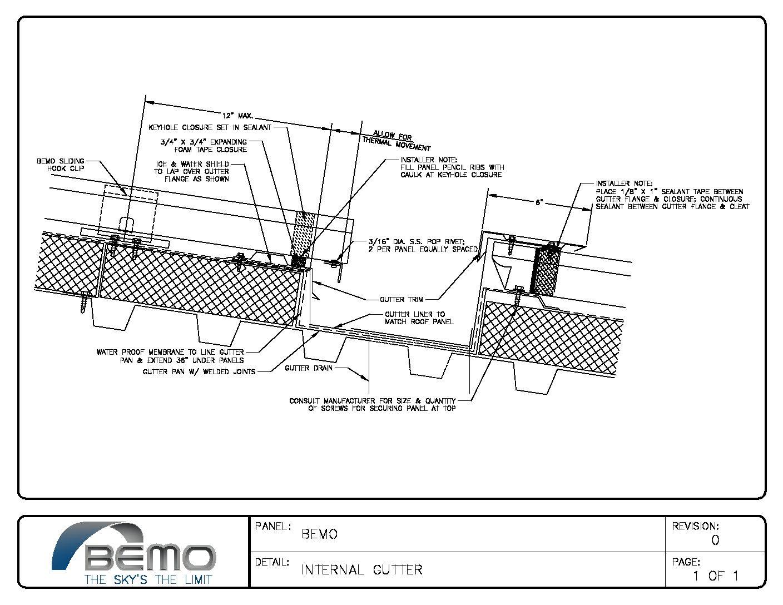 Project Detail Drawings • Bemo USA