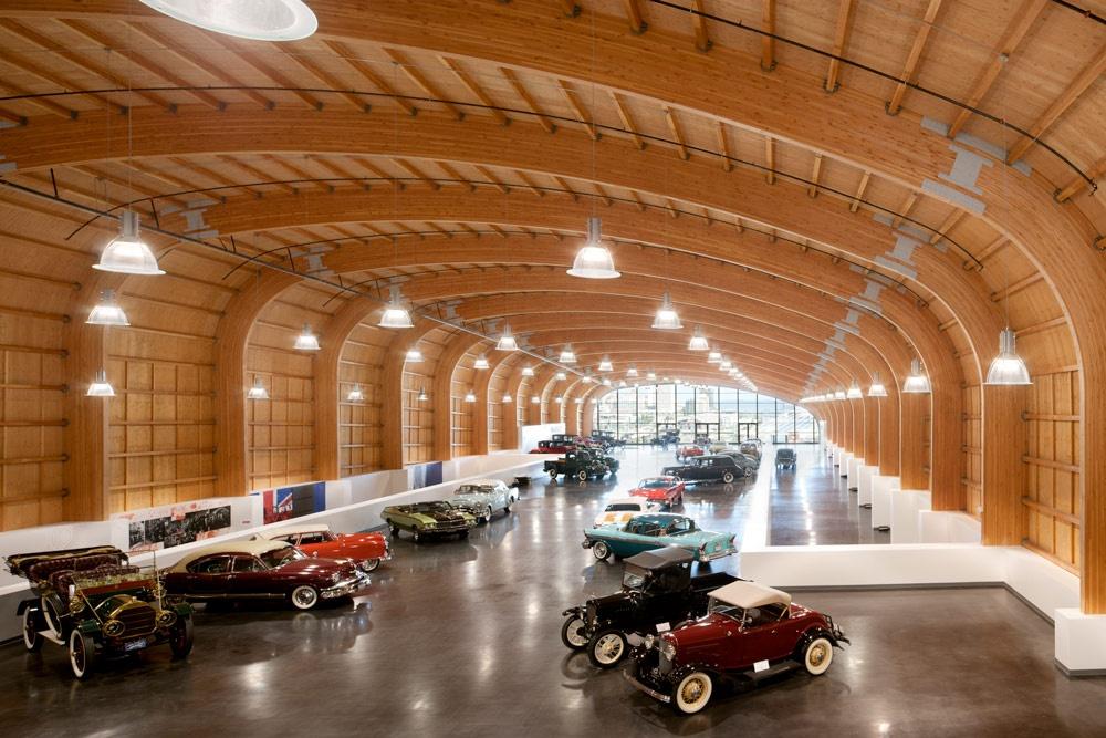 BEMO USA Covers World Landmark LeMays Americas Car Museum  BEMO USA